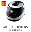 Multi cookers IH Presión