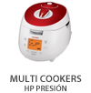Multi cookers HP Presión