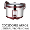 Cocedores arroz General/Profesional